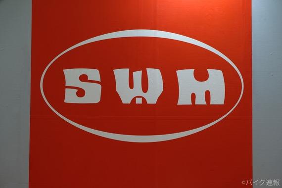 【東京モーターサイクルショー2019】SWM(エスダブリューエム)ブース