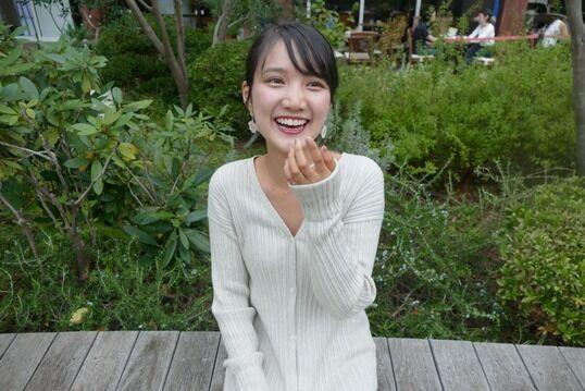笑顔大井さん
