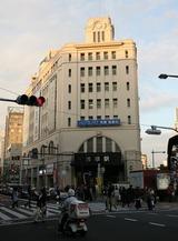 開業当時の外装で復活した浅草松屋(東武伊勢崎線浅草駅)