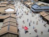 かなりレベル高いジオラマ:江戸東京博物館にて(墨田区)