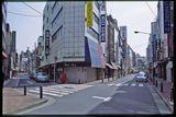 GW中の東日本橋繊維問屋街