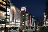 上野広小路にて