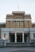 国立科学博物館正門・上野