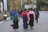 卒業式シーズンです:明治神宮にて(東京都渋谷区)