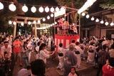 私の原点:地元神社の盆踊りにて