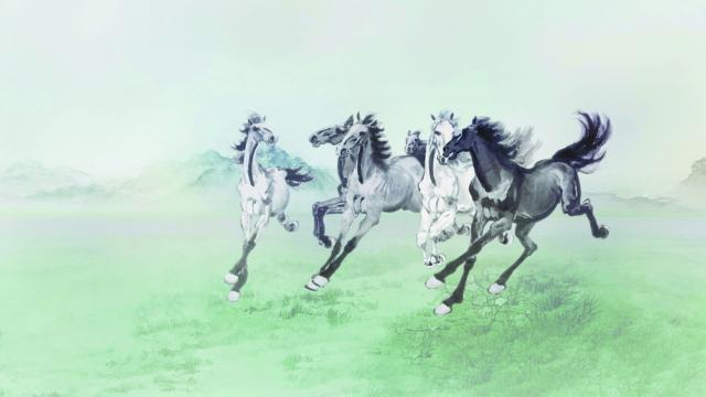 新ブログ「幸運は駿馬のたてがみ」始めます。 : 幸運は駿馬のたてがみ