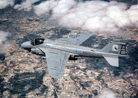A-6E_Intruder_over_Spain_in_Operation_Matador