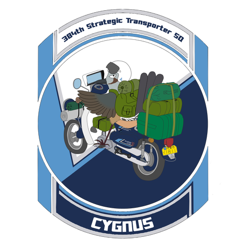 384th Strategic Transporter SQ CYGNUS