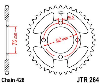 jtr264(CT110X)