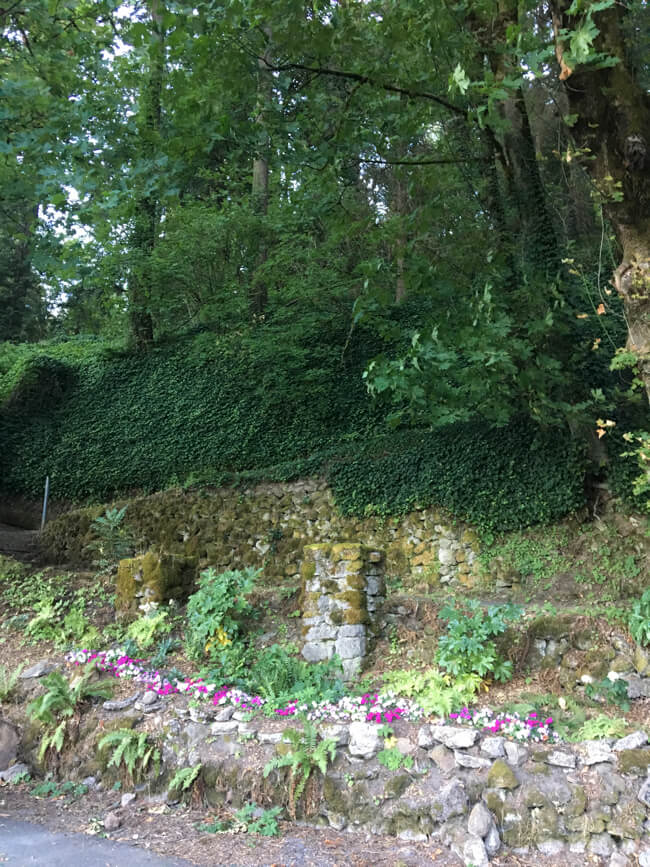 ポートランド日本庭園の周辺の様子 その2