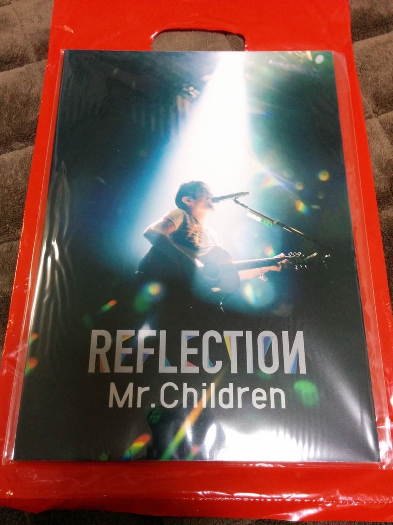 pamphlet-MrChildren-REFLECTION