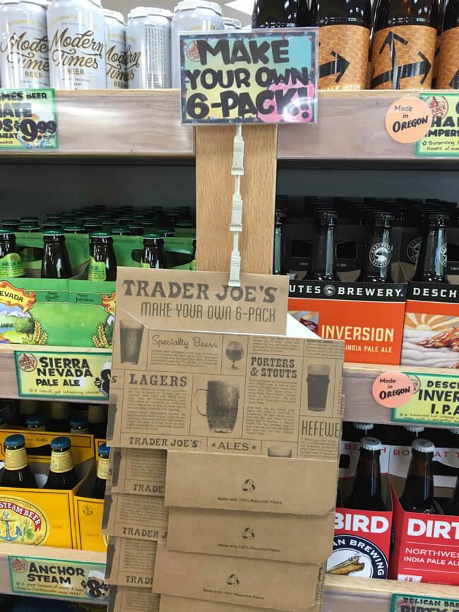 ビール - TRADER JOE'S (トレーダー・ジョーズ)