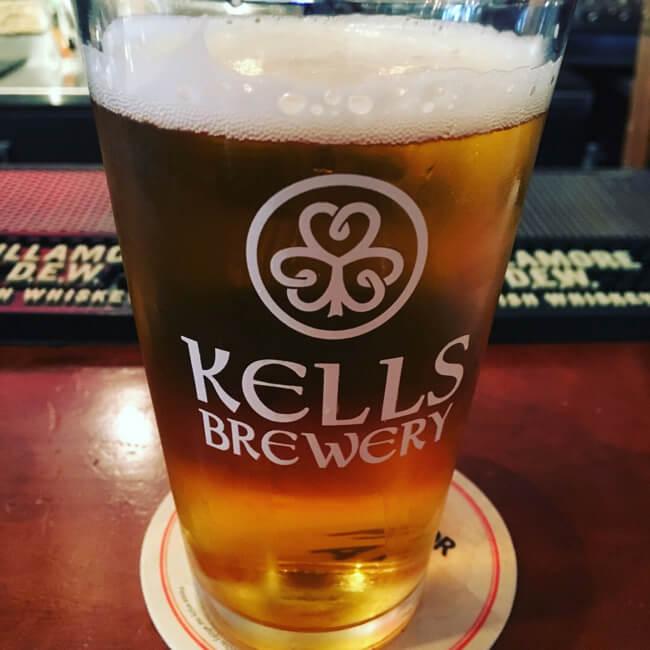 Kells Draft Beer | Kells Brewery