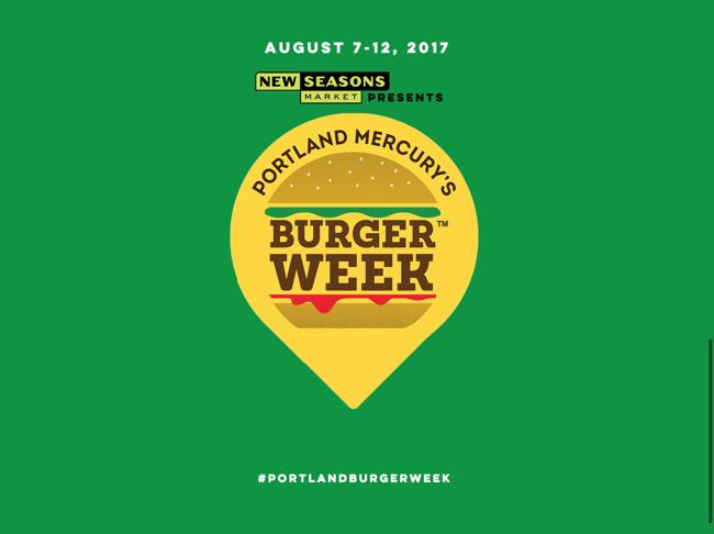 Portland Burger Week 2017 | ポートランドバーガーウィーク 2017