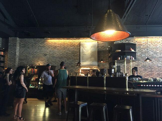 レジ | Black Rock Coffee Bar (ブラックロックコーヒーバー) | Portland