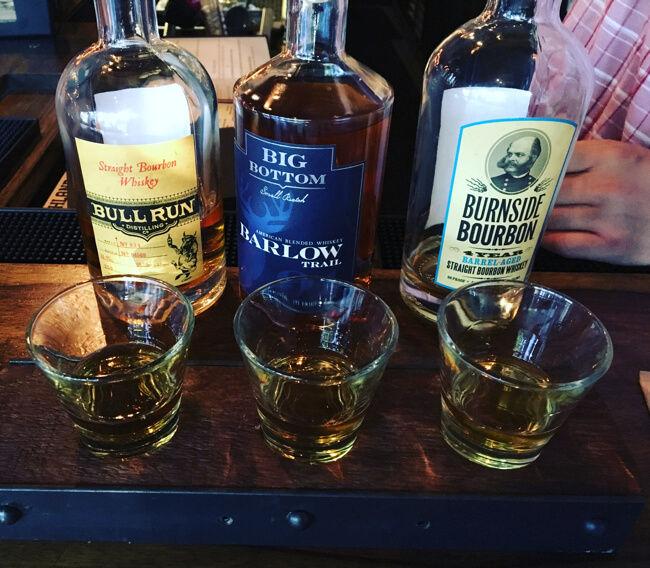ウイスキー試し飲みセット | Southland Whiskey Kitchen