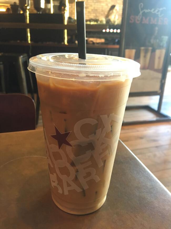 アイスコーヒー   Black Rock Coffee Bar (ブラックロックコーヒーバー)   Portland