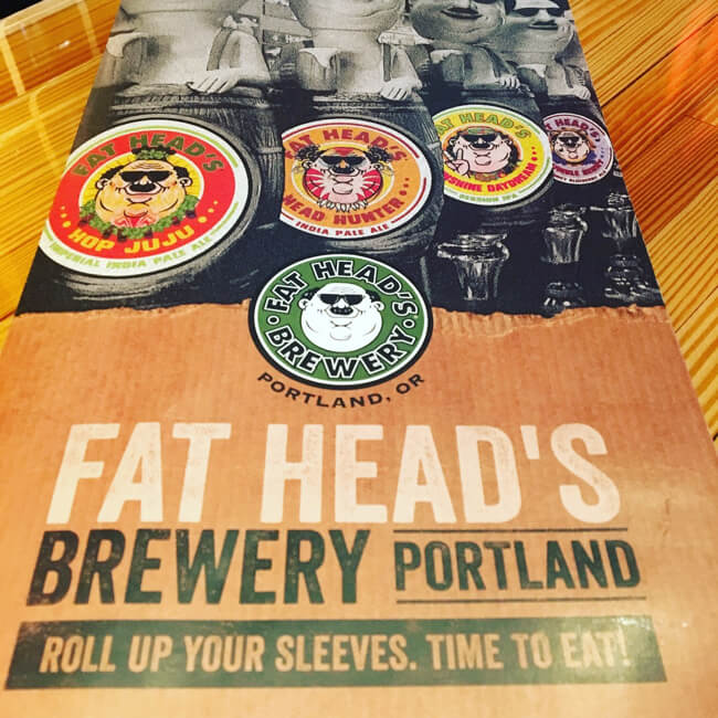 Fat Head's Brewery | Portland