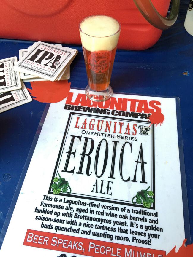 EROICA ALE ビール - ポートランド・インターナショナル・ビアフェス