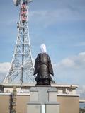 鍋島直正銅像