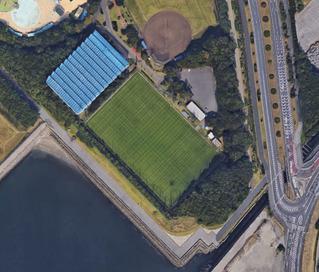 【空想】稲毛海浜公園球技場をスタジアム化