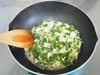 白い麻婆豆腐工程3