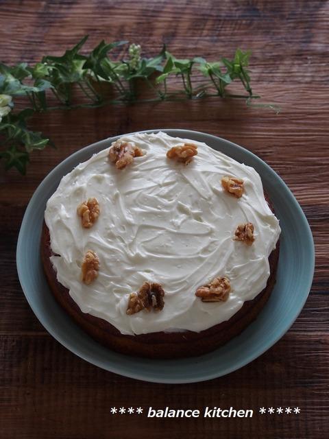 キャロットケーキ2