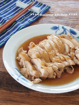 レンジ鶏チャーシュー1