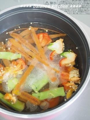 ベジブロス 3種類の野菜