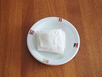 梅しそ豆腐つくね工程1