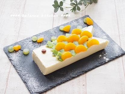 お豆腐レアチーズケーキ こいのぼり6