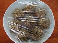 とろろ昆布の豆腐しゅうまい行程3