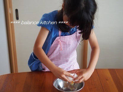キッズ食育 ランチ サンドイッチ作り3
