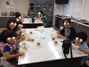 親子パン教室5