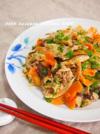 豚肉のオイスターマヨ炒め2