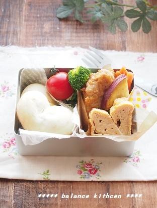 幼稚園パン弁当 卒園遠足