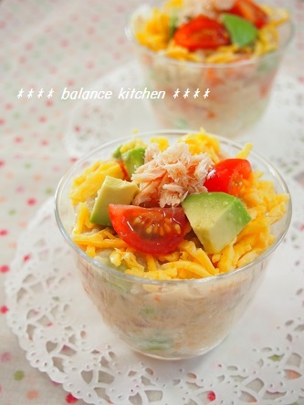 ポテトサラダ ひな祭り2