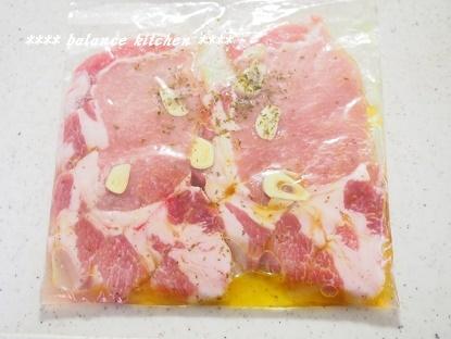 豚肉のマリネステーキ手順2 小
