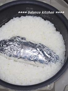 炊飯器ふかしいも