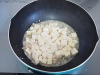 白い麻婆豆腐工程2