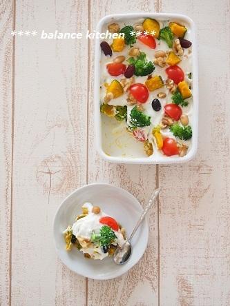 スコップケーキ風サラダ2