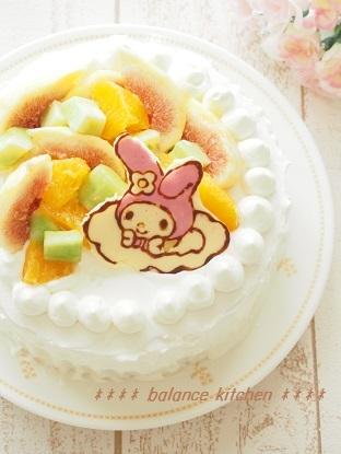 誕生日ケーキ5歳2