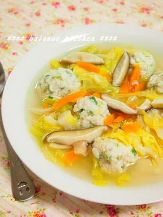 オクラボールのスープ1