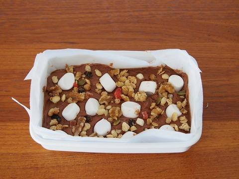 生チョコレートバーク行程5