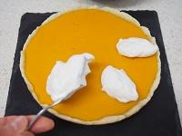 かぼちゃタルト工程8
