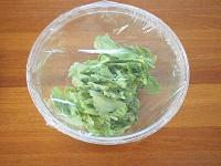春野菜のチャンプルー工程1