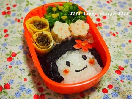 女の子お弁当2