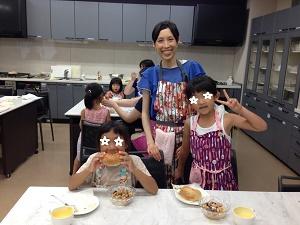 親子パン教室1