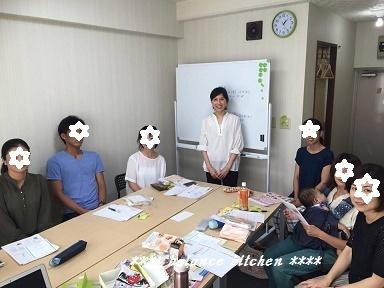 8月26日キッズ食育体験説明会1