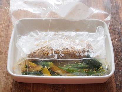 ゆで豚 麺つゆ完成 フリーザーバッグ3